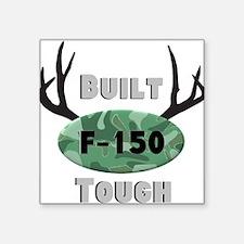 F150 Deer Horns Sticker