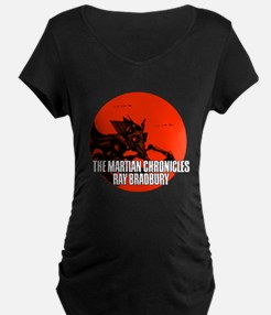The Martian Cronicles Maternity T-Shirt