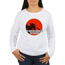 The Martian Cronicles Long Sleeve T-Shirt