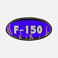 F150 Flames Patches
