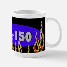 F150 Flames Mugs