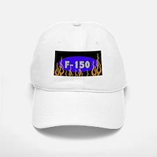 F150 Flames Baseball Baseball Baseball Cap