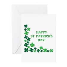 Happy St Patrick's Day Greeting Cards