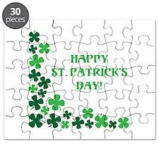 Happy St Patrick's Day Puzzle