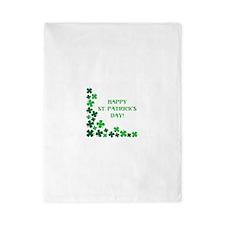 Happy St Patrick's Day Twin Duvet