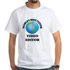 World's Most Clever Video Editor T-Shirt