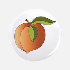"""Ripe Peach 3.5"""" Button"""