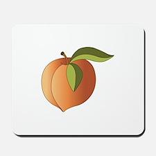 Ripe Peach Mousepad