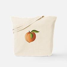 Ripe Peach Tote Bag