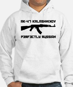 AK-47 Perfectly Russian Hoodie