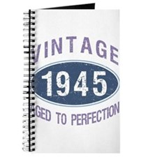 1945 Aged To Perfection Journal