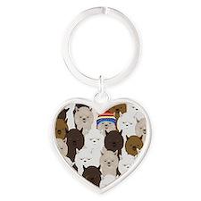 Alpaca Keychains