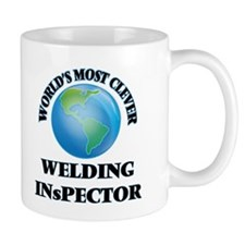 World's Most Clever Welding Inspector Mugs