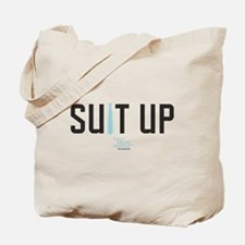 HIMYM Suit Up Tote Bag