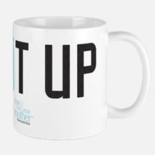HIMYM Suit Up Mug