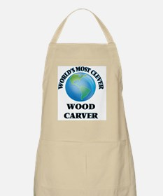World's Most Clever Wood Carver Apron