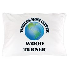 World's Most Clever Wood Turner Pillow Case