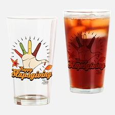 HIMYM Slapsgiving Drinking Glass