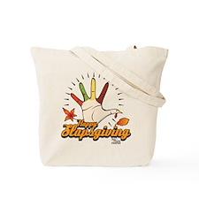 HIMYM Slapsgiving Tote Bag