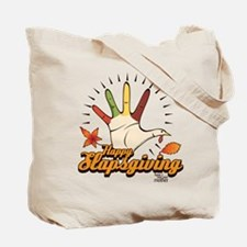 HIMYM Slapsgiving Tote Bag