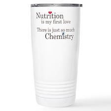 Cute Nerd chemistry Travel Mug