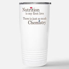 Funny Health nutrition Travel Mug