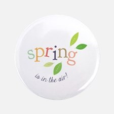 """Spring In The Air 3.5"""" Button"""