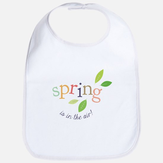 Spring In The Air Bib