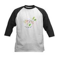 Spring In The Air Baseball Jersey