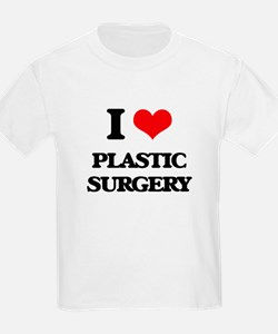 I Love Plastic Surgery T-Shirt