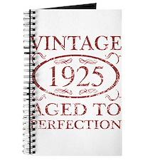 Vintage 1925 Journal