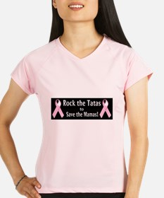 Rock the Tatas to Save the Mamas Performance Dry T