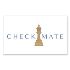 Checkmate Decal