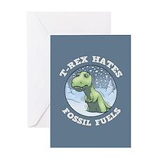 Cute Fossil Greeting Card