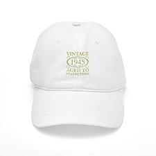 Vintage 1945 Baseball Cap