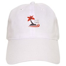 Vacation Is Calling Baseball Baseball Cap