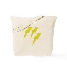 lightning_base Tote Bag