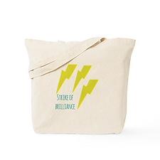 lightning_strike of brilliance Tote Bag