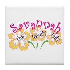 Savannah Tile Coaster