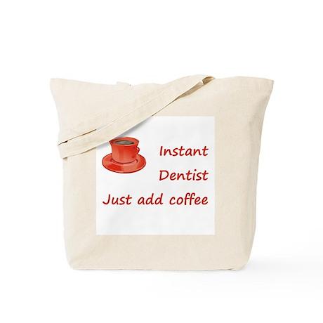 Dentist Coffee Lover Tote Bag