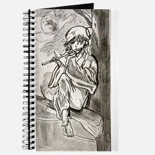 Cute Grayscale Journal