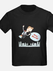 Hey, World! T-Shirt
