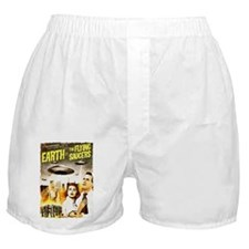 Earth vs. the Flying Saucers grunge Boxer Shorts