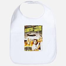Earth vs. the Flying Saucers grunge Bib