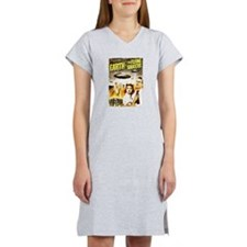 Earth vs. the Flying Saucers gr Women's Nightshirt