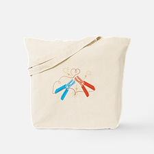 Jumper_Cables_Base Tote Bag