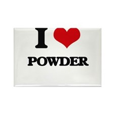I Love Powder Magnets