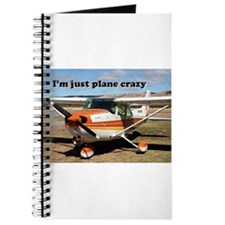 I'm just plane crazy: high wing Journal