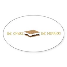 SMore Merrier Decal