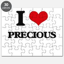 I Love Precious Puzzle